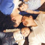 Family-Photography-Marina-Del-Rey-Laying-Kiss-The-Pod-Photography