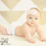 Modern-Baby-Portrait-Photographer-Brentwood-Tummy-Time-Studio-Set