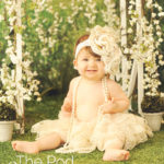 Spring-Baby-Portrait-Photographer-Mar-Vista-Cozette-Couture-Style-Tutu-Headband-Pearls