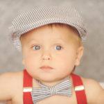Best-Baby-Photographer-Santa-Monica-Studio-Portrait-Session-First-Birthday-Cake-Smash