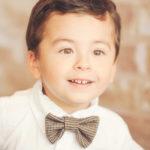 Boy-Bowtie-Brick-Background-Toddler-Photographer-Culver-City-Portrait-Studio