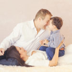 Kids-And-Family-Portrait-Studio-Candid-Father-Son-Marina-Del-Rey