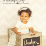 Best-First-Birthday-Cake-Smash-Photographer-Los-Angeles-Chevron-Chalkboard-Name-Box