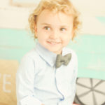 Bohemian-Camper-Set-Love-Peace-Music-Vintage-Beach-Summer-Baby-Kids-Photography-Studio-West-Los-Angeles-Bowtie-Boy-Cute