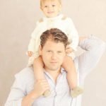 Daddy-Daughter-Studio-Portrait-Beverly-Hills