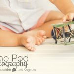 Airplane-And-Toes-Baby-Boy-Sitting-Up-Culver-City-Family-Portrait-Photographer
