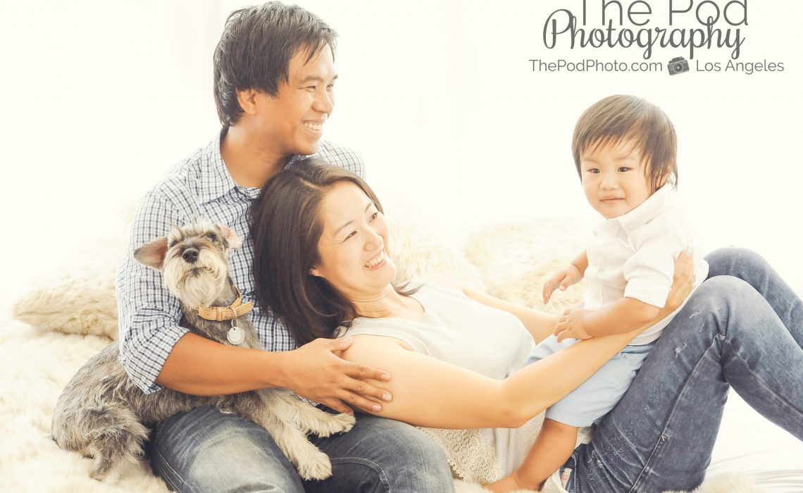 One year old portraits santa monica dog friendly family photo studio santa monica
