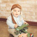 Cutest-Baby-First-Year-Photographer-Manhattan-Beach-Aviator-Traveler-Set-Brick-Background-Airplane-Hat