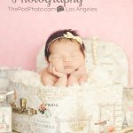 super girly newborn baby props and ideas