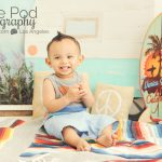 Santa-Monica-Beach-Photographer-Studio-Baby-Summer-Set-Props-Sets-Surf-Sand-Hair-Glow