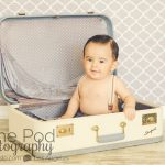 Baby-In-A-Suitcase-Best-Photographer-Los-Angeles-gray-Quatrefoil