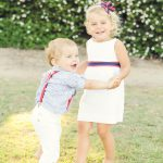sibling-portraits-white-red-and-navy-kids-photographer-playa-vista