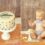 Best-Baby-Photographer-Malibu-First-Birthday-Cake-Smash-Polka-Dots-Edgy-Boy-Theme-SusieCakes-Polka-Dots-Bowtie