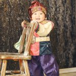 Korean First Birthday Portraits