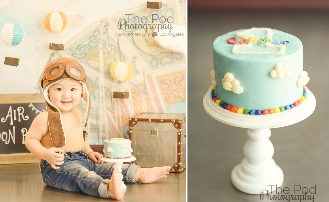 Enjoyable Best First Birthday Cake Smash Photographer Los Angeles Baby Funny Birthday Cards Online Eattedamsfinfo