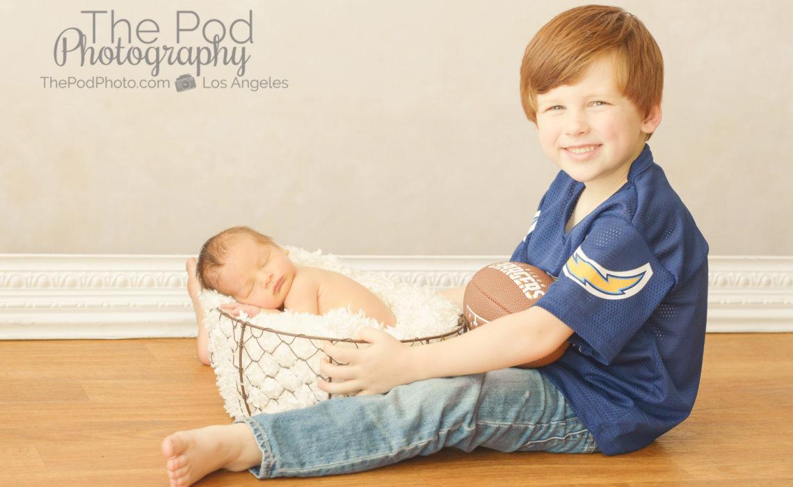 Newborn Baby Photographer Los Angeles | Two Boys Professional Photo ...