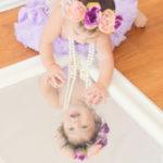 baby-looking-in-mirror-in-tutu-los-angeles-professional-photographer