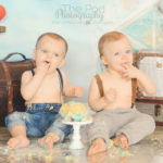 twin-first-birthday-cake-smash