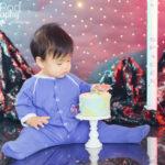 Space-first-birthday-theme-cake-smash-display-photos-westchester-california-photography-studio