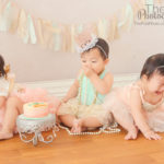 triplet-photography-first-birthday-pictures