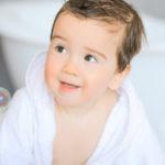 first-birthday-boy-in-bathtub