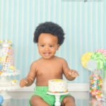 best-hollywood-photographer-first-birthday-cake-smash-portraits