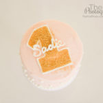custom-smash-cake-pink-gold-white-los-angeles
