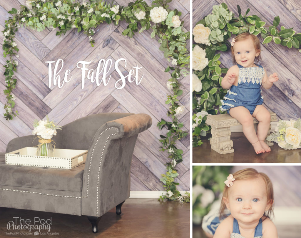 Baby-Photography-Studio-Los-Angeles-Rustic-Fall-Set