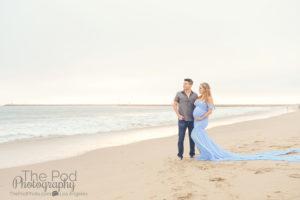los-angeles-beach-pregnancy-photos