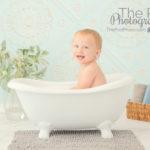 baby-in-a-bathtub