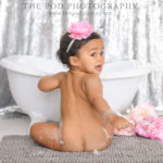 Beverly-Hills-Cake-Smash-Photography-Baby-Butt