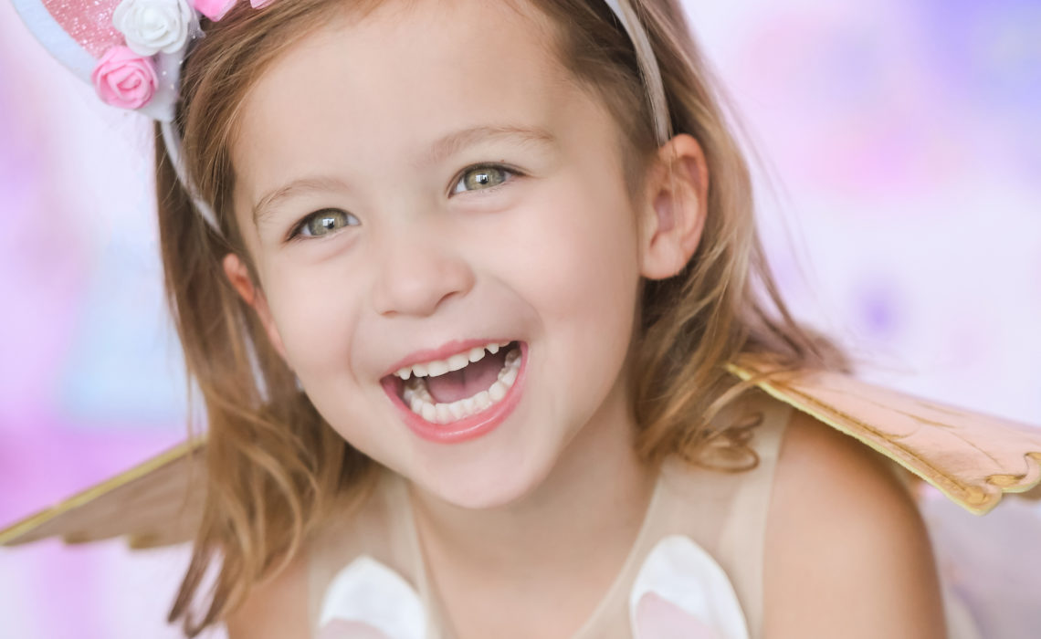 cutest kids portrait studio